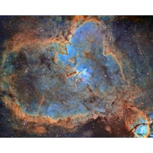 IC1805, Heart Nebula: Terry Hancock